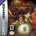 The Lord of the Rings: The Fellowship of the Ring GBA