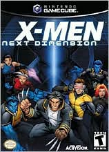 X-Men: Next Dimension GameCube