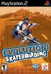Evolution Skateboarding PS2