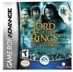 The Lord of the Rings: The Two Towers GBA