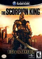 The Scorpion King: Rise of the Akkadian GameCube