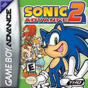 Sonic Advance 2 GBA