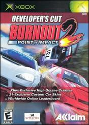 Burnout 2: Point of Impact Xbox
