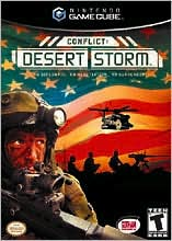 Conflict: Desert Storm GameCube