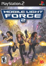 Mobile Light Force 2 PS2