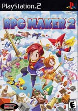 RPG Maker 2 PS2