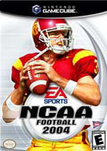 NCAA Football 2004 GameCube