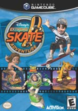 Disney's Extreme Skate Adventure GameCube