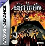 Batman: Rise of Sin Tzu GBA