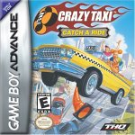 Crazy Taxi: Catch a Ride GBA
