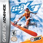 SSX 3: Out of Bounds GBA