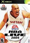 NBA Live 2004 Xbox