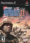Conflict: Desert Storm II - Back to Baghdad PS2