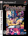 Disgaea: Hour of Darkness PS2