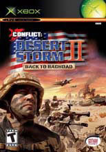 Conflict Desert Storm 2: Back to Baghdad Xbox