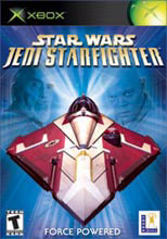 Star Wars Jedi Starfighter Xbox