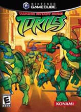 Teenage Mutant Ninja Turtles GameCube