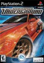 Need for Speed: Underground PS2