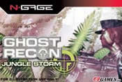 Tom Clancy's Ghost Recon: Jungle Storm N-Gage