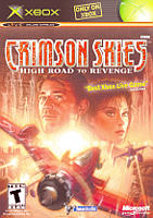 Crimson Skies: High Road to Revenge Xbox