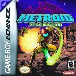 Metroid: Zero Mission GBA