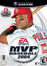 MVP Baseball 2004 GameCube