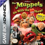 Muppets: On With the Show GBA