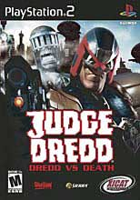 Judge Dredd: Dredd vs. Death PS2