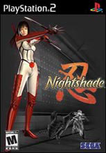 Nightshade PS2