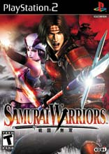 Samurai Warriors PS2