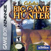Cabela's Big Game Hunter GBA