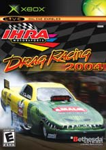 IHRA Drag Racing 2004 Xbox
