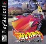 Hot Wheels: Turbo Racing PSX