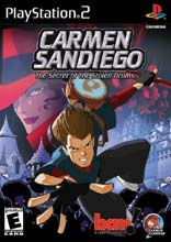 Carmen Sandiego: The Secret of the Stolen Drums PS2
