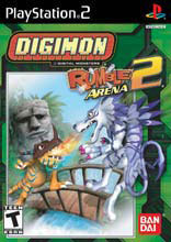 Digimon Rumble Arena 2 PS2