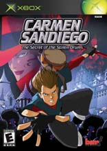 Carmen Sandiego: The Secret of the Stolen Drums Xbox
