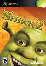 Shrek 2 Xbox