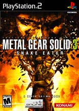 Metal Gear Solid 3: Snake Eater PS2