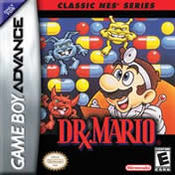 Dr. Mario: Classic NES Series GBA