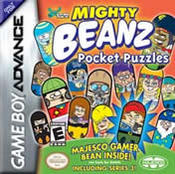 Mighty Beanz: Pocket Puzzles GBA