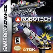 Robotech: Macross Saga GBA