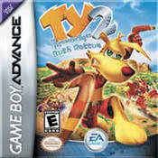 Ty the Tasmanian Tiger 2: Bush Rescue GBA