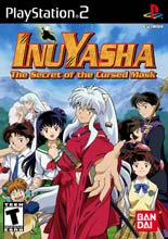 InuYasha: Secret Of the Cursed Mask PS2