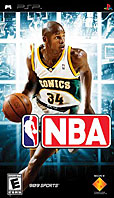 NBA PSP