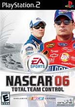 NASCAR 06: Total Team Control PS2