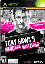 Tony Hawk's American Wasteland Xbox
