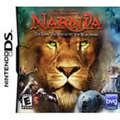 The Chronicles of Narnia: The Lion,  The Witch and The Wardrobe DS