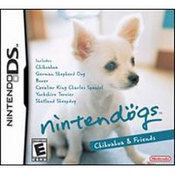 Nintendogs: Chihuahua & Friends DS