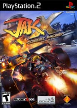 JAK X Combat Racing PS2