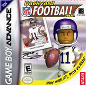 Backyard Football 2006 GBA